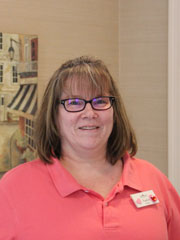 Tamie Stewart - Employee of the Month for April 2017