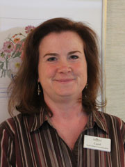 Carol Redlich - April 2016 Employee of the Month