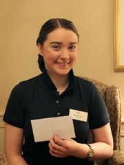 Katherine Horsley - Employee of the Month - January 2014