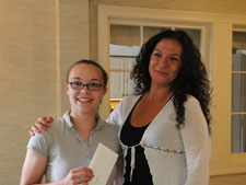Alysha Letourneau - Employee of the Month - July 2015