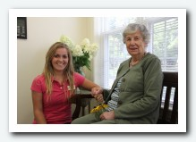 Individualized services at Summerhill Assisted Living.
